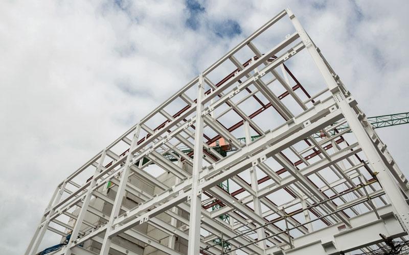 Çelik Yapı Üreticileri CE işareti EN 1090-1